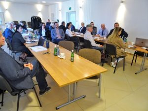 8 października - Spotkanie poświęcone rozwojowi regionu Puszczy Białowieskiej